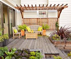 Small Garden Designs Ideas Pictures 11 Simple Solutions For Small Space Landscapes