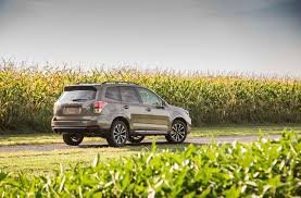 red subaru forester 2018 2017 subaru forester reviews and rating motor trend