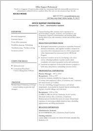 job resume vet tech resumes free samples vet tech resume no