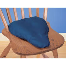 Lift Cushion For Chair The Sciatica Pain Relieving Cushion Hammacher Schlemmer
