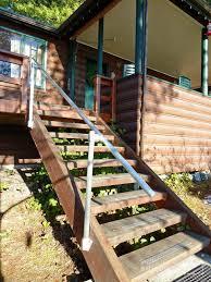 8 deck railing ideas simplified building