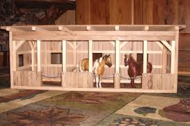 Free Woodworking Plans Toy Barn by Hand Crafted Wooden Toy Barn 1 By Wild Cat Hollow Creations