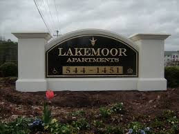 Outdoor Lighted Signs For Business by Monument Signs