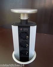einbausteckdose küche einbausteckdose ebay