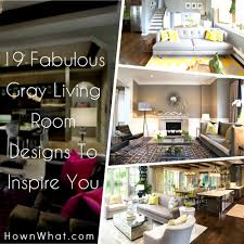 Living Rooms With Gray Sofas 19 Modern Gray Living Room Sofa Designs To Inspire You