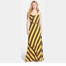 michael kors stripes sleeveless women u0027s maxi dresses ebay