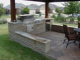 Backyard Kitchen Design Ideas Outdoor Kitchen Design Center Solid Cherry Wood Pergola Roof
