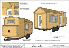 plan tiny house quartz page 4 sur 4 tiny house france page 4