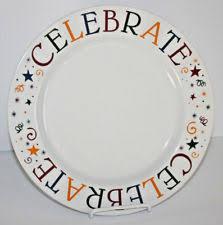 celebrate plate pered chef celebrate plate series model 2825 ebay