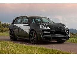 Porsche Cayenne Modified - 2009 mansory cayenne chopster conceptcarz com