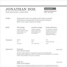 Resume Blank Format Pdf Sample Of A Resume Template High Resume Example Resume