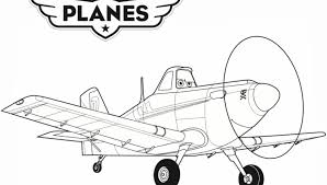disney planes dusty coloring free printable coloring pages