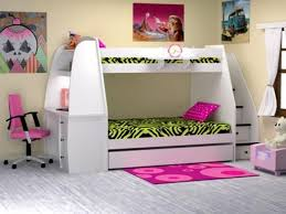 Bunk Beds With Stairs Bunk Beds For Girls With Stairs 3056
