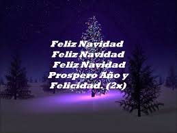 jose feliciano feliz navidad i wanna wish you a merry