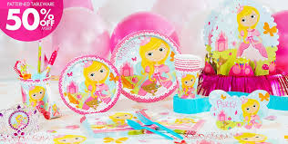 Princess Party Decorations Woodland Fairy Party Supplies Woodland Fairy Decorations Party
