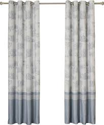 Black Out Curtain Panels Best Home Fashion Inc French Toile Blackout Curtain Panels