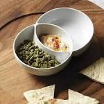 Image result for chip dip bowl stainless