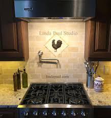 Ceramic Tile Murals For Kitchen Backsplash Backsplash Tile Mural Kitchen Fabulous Tile Murals For Kitchen