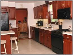 kitchen color ideas with cherry cabinets kitchen color ideas with cherry cabinets probrains org