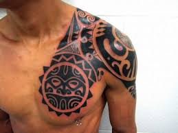 50 best chest tattoos for designs and ideas 2018 designatattoo