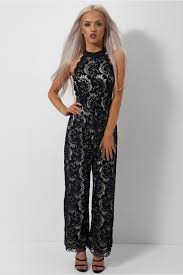 zara jumpsuit zara black lace backless jumpsuit the fashion bible from the