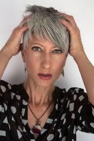 glamorous styles for medium grey hair short haircuts for curly grey hair hairideas