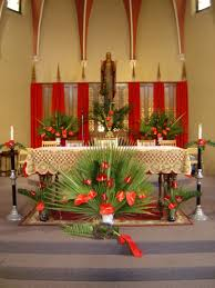 40 inspirational church christmas decorations ideas palm sunday