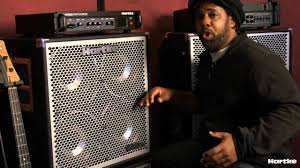 hartke 410xl bass cabinet victor wooten playing and talking about the hartke hydrive 410 bass