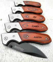groomsmen pocket knife set of 7 groomsmen knives gift for groomsmen wedding favors