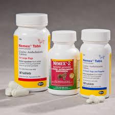 non prescription wormer nemex canine wormers