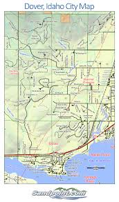 Map Of Idaho And Washington by Welcome To Dover Idaho Home Of Dover Bay Information And Photos
