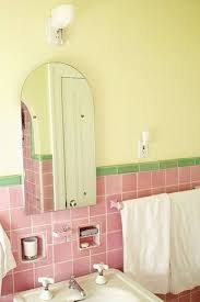 37 1950s pink bathroom tile ideas and pictures 1940 bathroom tile