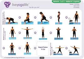 Chair Yoga Poses Prenatal Yoga Program Class 2 Live Yoga Life