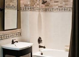 Bathroom Tiling Ideas For Small Bathrooms New Tile Styles For Bathroom 19 In Home Design Color Ideas With