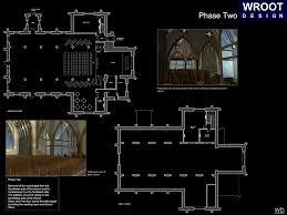 All Saints Church Floor Plans by All Saints Church Wroot Design