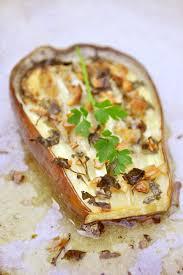 cuisiner les aubergines facile aubergines au four recette facile la cuisine de nathalie la