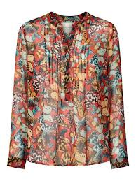 lollys laundry lolly s laundry helena butterfly blouse in garmentory