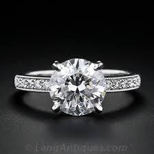 10 karat diamond ring 2 75 carat diamond engagement ring