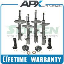lexus toyota parts cross reference front u0026 rear suspension kit for 99 03 lexus rx300 lifetime warranty
