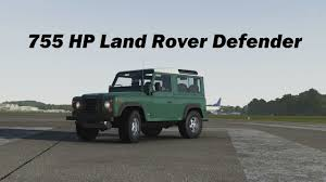 1997 land rover defender 90 extreme power no handling 1997 land rover defender 90 forza 6