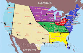 Nfl Tv Schedule Map Nfl Tv Distribution Maps Nfl 2017 Tv Schedule And Broadcast Map