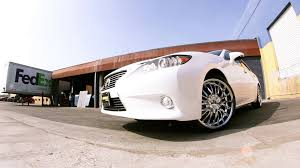 2007 lexus es 350 for sale in nc lexus es350 with versante 208 wheels youtube