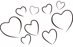 design clipart stylish design ideas hearts clipart cat coloring pages heart black