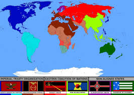World Map North America by A Mirror Universe World Map Alternate History Discussion