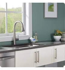 american kitchen faucet american standard 4932300 edgewater pull kitchen faucet with