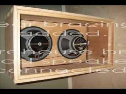 10 Guitar Speaker Cabinet Diy Building A 2x12 Guitar Speaker Cab Youtube