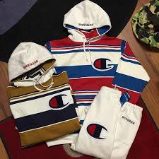 unreleased sample supreme x champion fashion u0026style pinterest