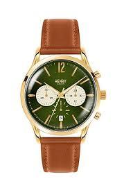 Si E De Shoppen Sie Henry Herren Armbanduhr Hl41 Cs 0190 Auf Amazon