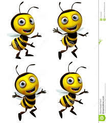 honey bee stock illustration image of insect isolated 27163459
