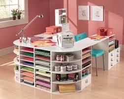 Scrapbooking Tables Desks Craft Storage Ideas On A Budget Craft Room And Desks